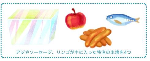 氷のプレゼント/王子動物園